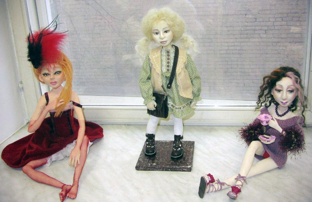 Кукла своими руками все виды кукол 267